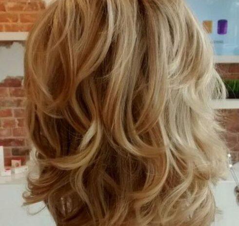 Красивые стрижки для волос средней длины. 60 фото + бонус