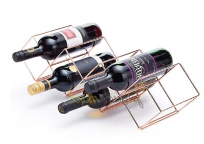 подставка под винные бутылки