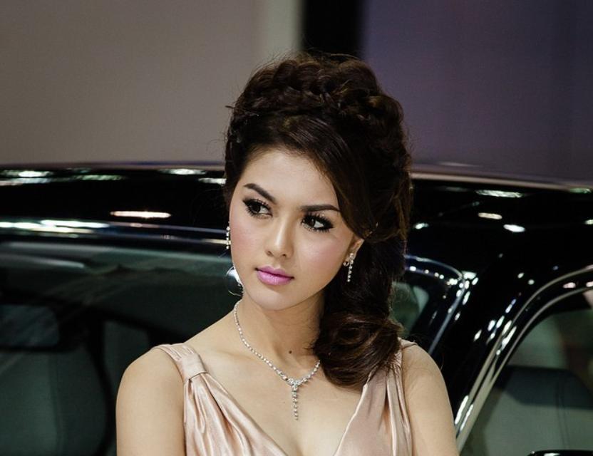 красота тайских женщин
