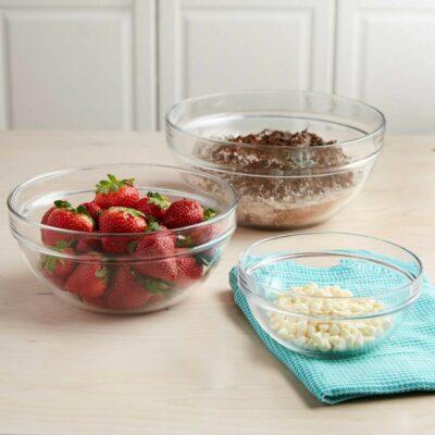 идеи для маленькой кухни: салатники