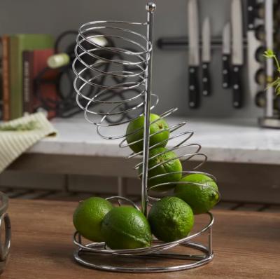 идеи для маленькой кухни: ваза для фруктов