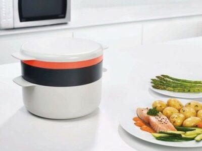 идеи для маленькой кухни: контейнеры