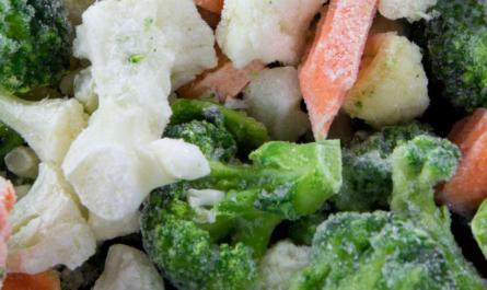 Как правильно заморозить овощи на зиму