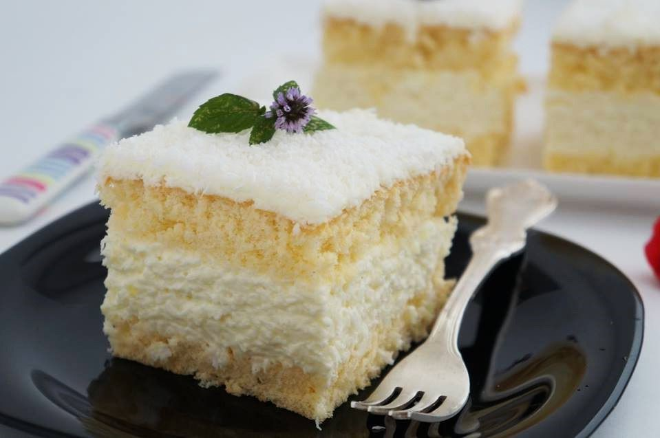 Торт Снежинка рецепт