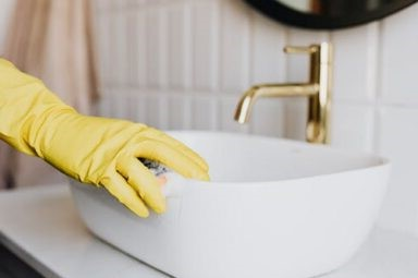 Экологичные способы для чистоты в ванной