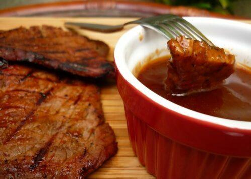 самые вкусные соусы к мясу