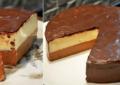 торт-десерт со сливками